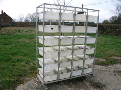 24 Tub Rodent Breeding Rack Suitable For Breeding 1 2